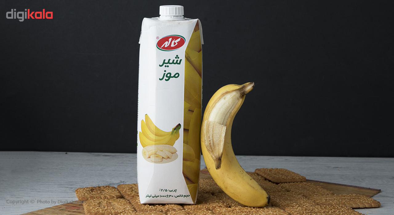 شیر موز کاله حجم 1 لیتر main 1 7
