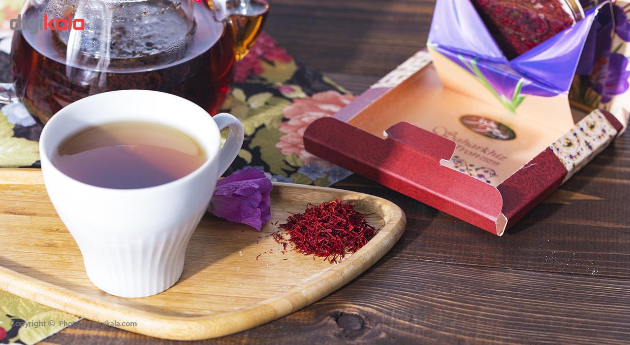 زعفران سرگل سحرخیز مقدار 2 گرم