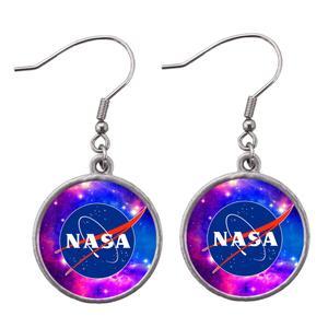گوشواره دخترانه طرح ناسا کد 31