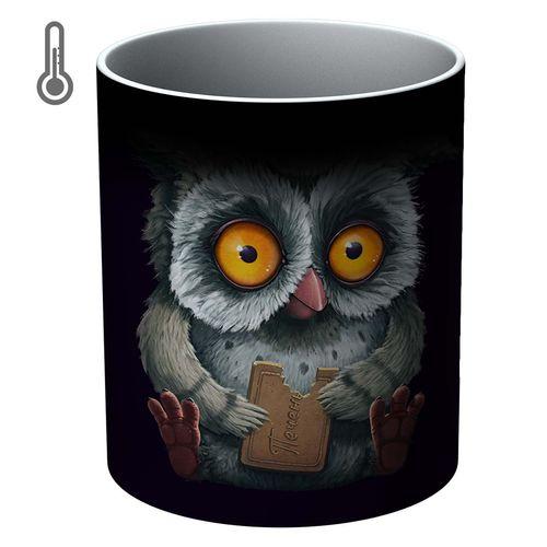 ماگ حرارتی آتوسا مدل جغد Temp Owl 005