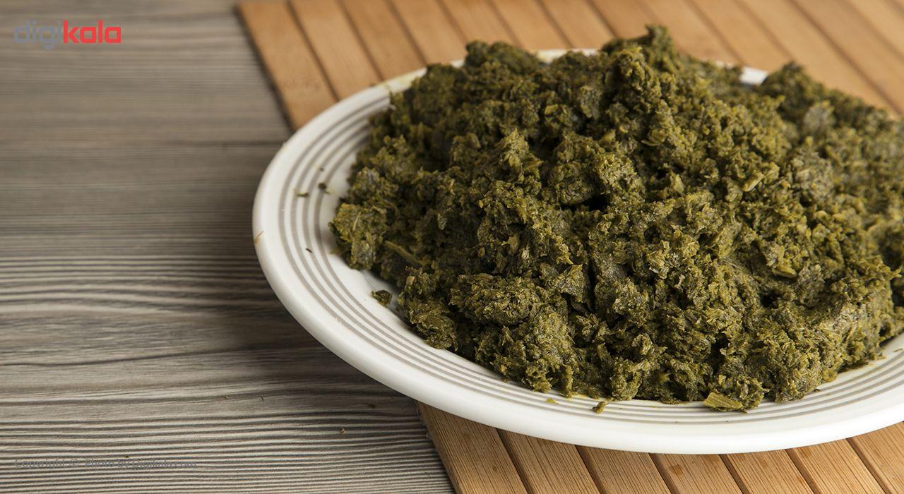 سبزی قورمه سرخ شده منجمد نوبر سبز مقدار 400 گرم main 1 2