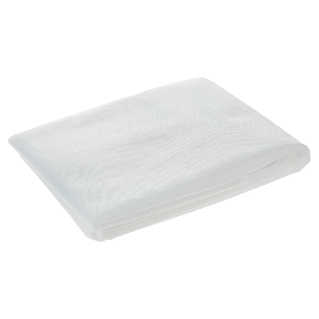سرویس ملحفه یکبار مصرف پاکنام بی بافت مدل Feather Pad  یک نفره 2 تکه