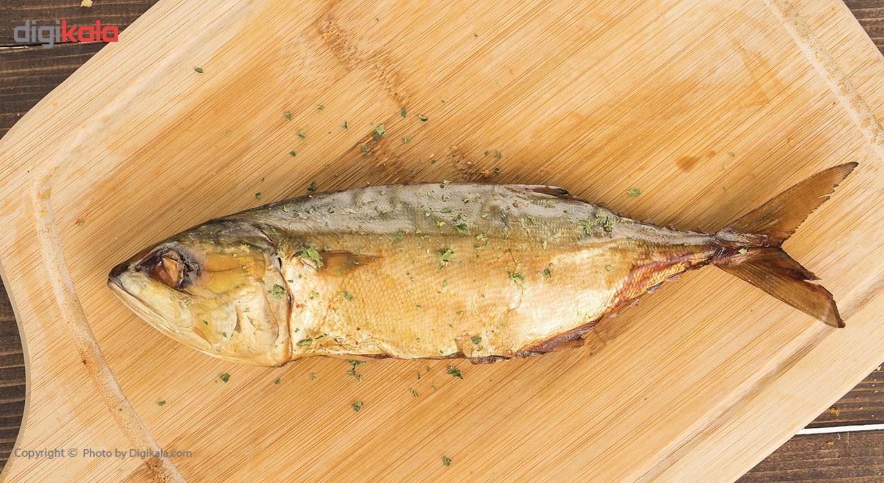 ماهی تن دودی کیان ماهی خزر مقدار 150 گرم main 1 1