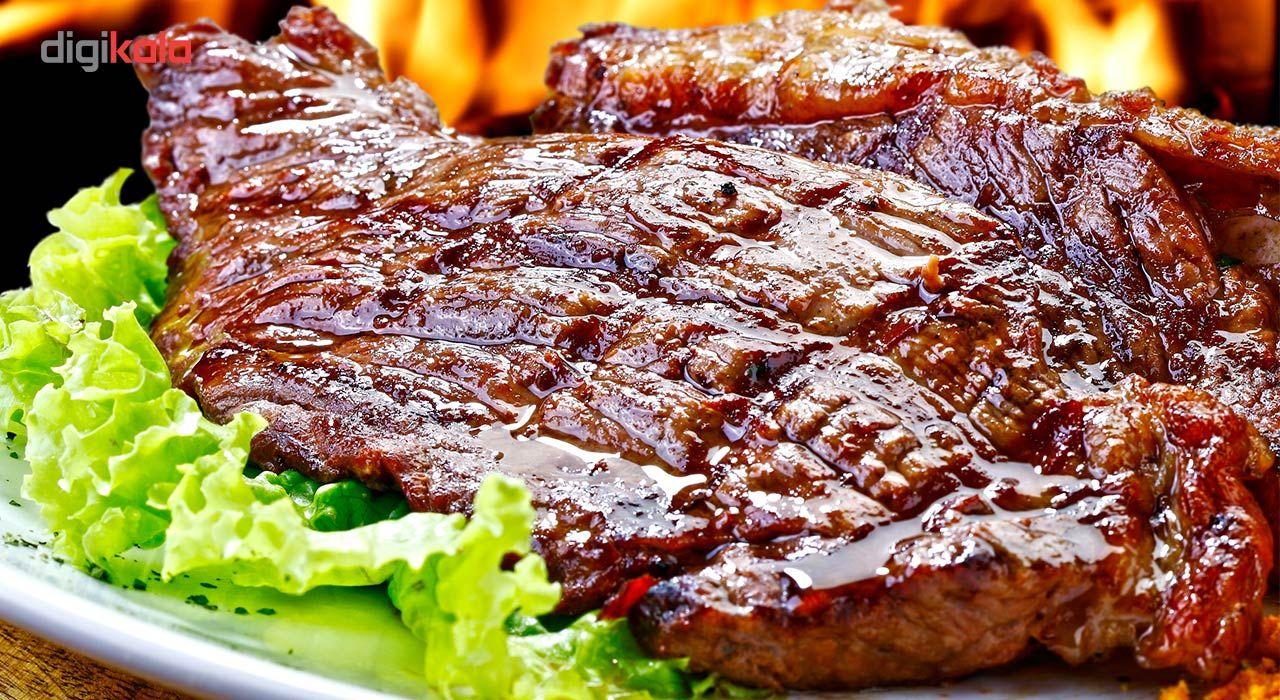 استیک گوساله مهیا پروتئین مقدار 0.5 کیلوگرم main 1 5