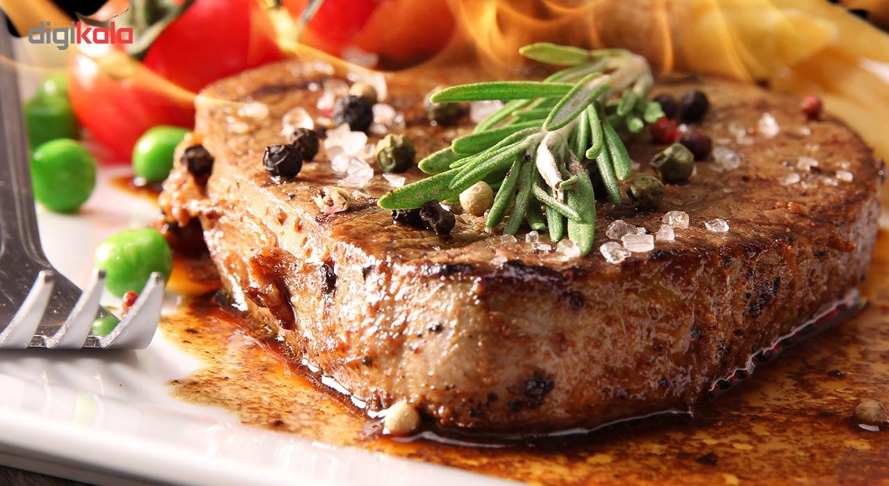 بیفتک گوساله مهیا پروتئین مقدار 0.5 کیلوگرم main 1 5