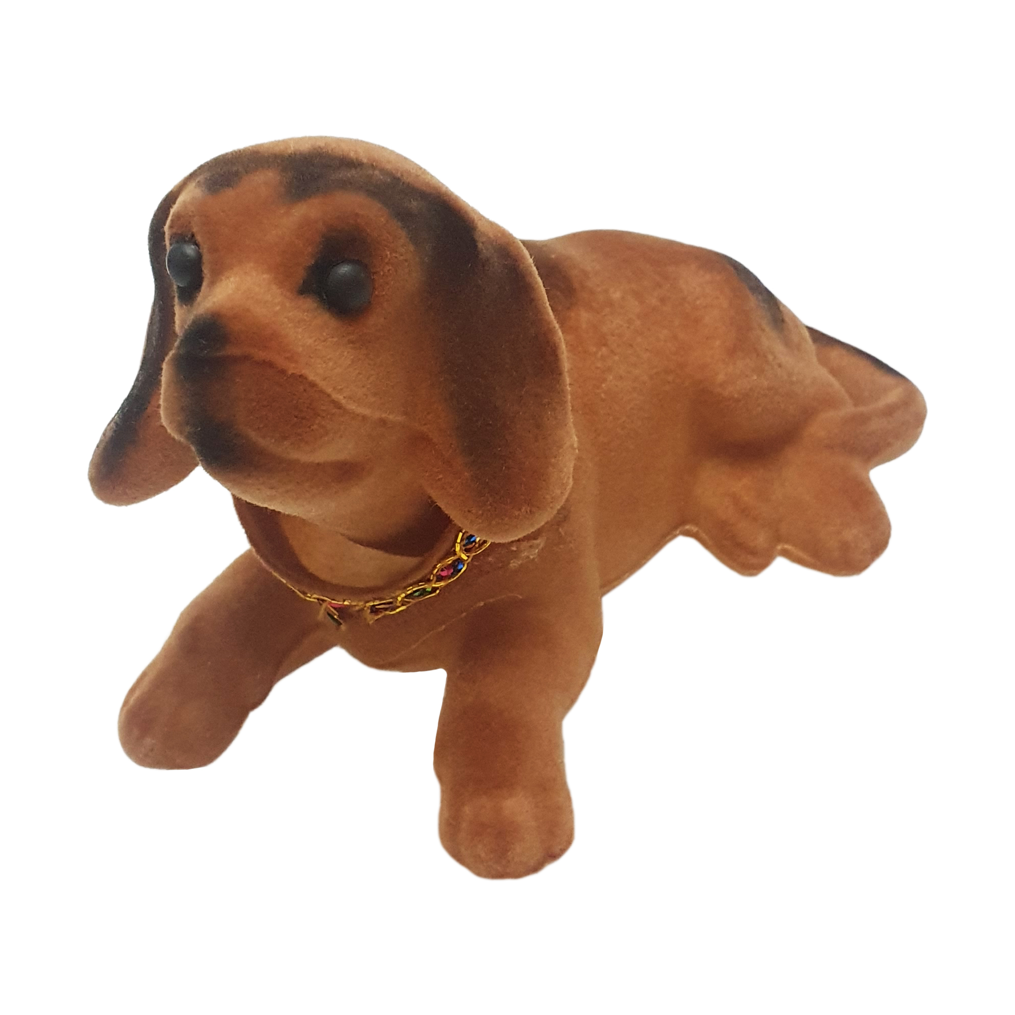 عروسک روی داشبورد مدل Mhr-Dog