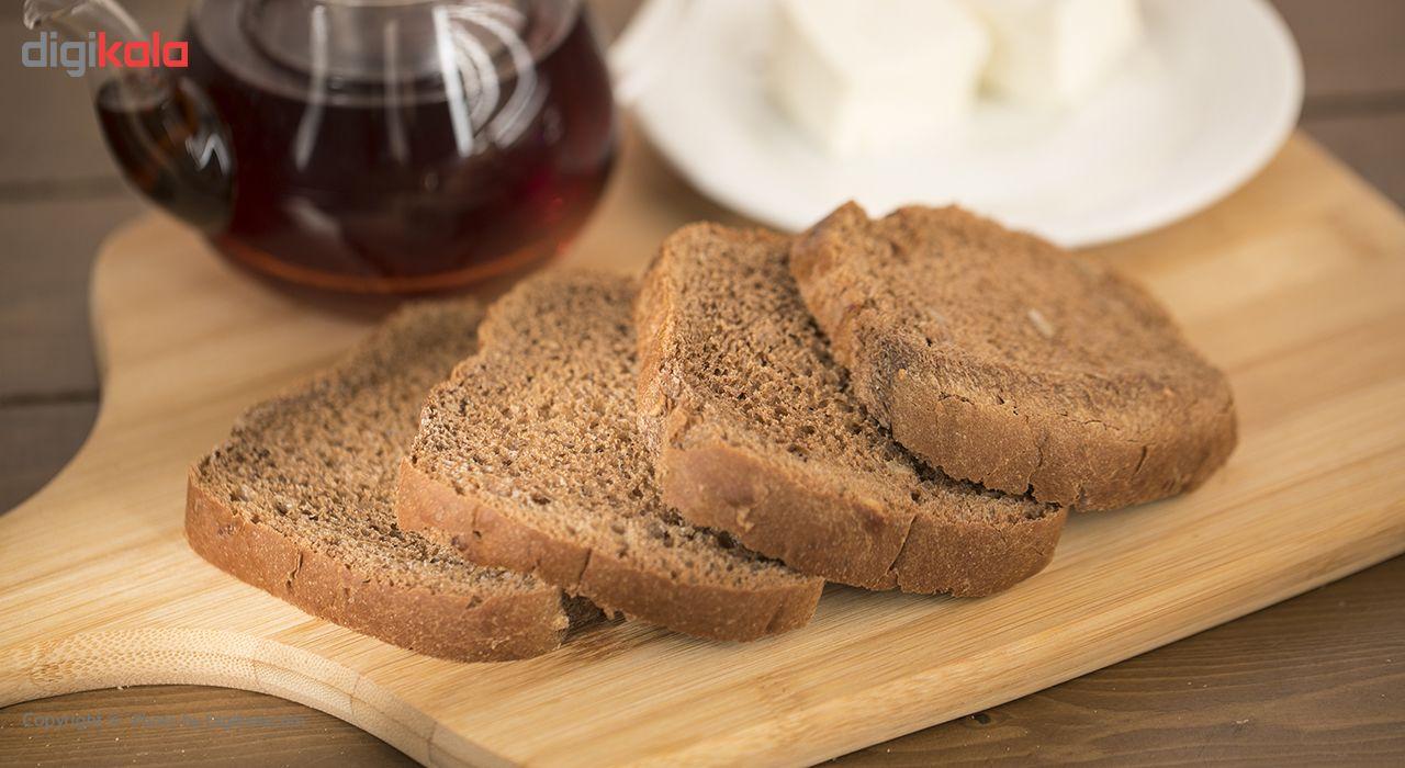 نان تست سیاه نان آوران مقدار 270 گرم main 1 2