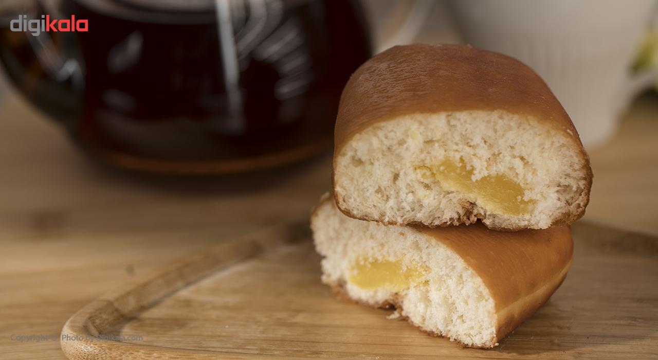 پیراشکی مغزدار تکی نان آوران مقدار 60 گرم