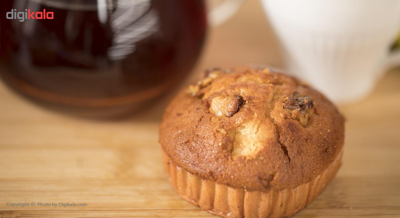 کیک گردوئی و کشمشی نان آوران مقدار 75 گرم main 1 1