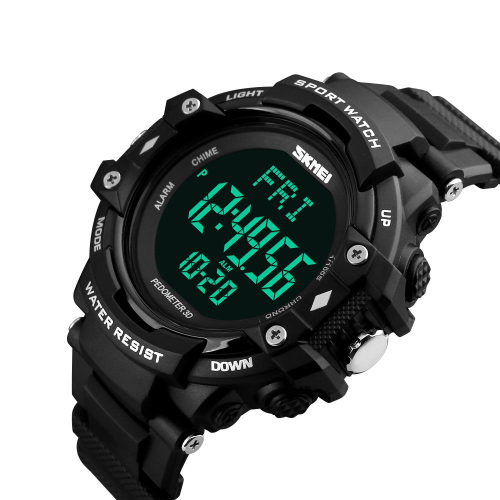 ساعت مچی دیجیتال مردانه اسکمی مدل 1180M-NP