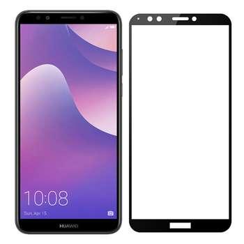 محافظ صفحه نمایش مدل تمپرد مناسب برای گوشی موبایل هوآوی Y7 Prime 2018