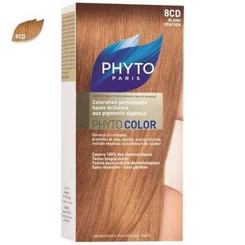 کیت رنگ مو فیتو سری بلوند مسی طلایی روشن شماره 8CD