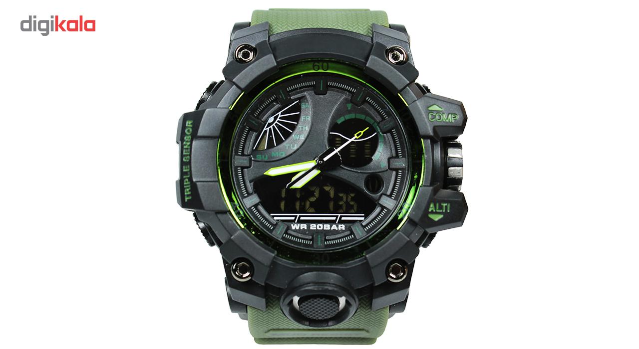 خرید ساعت مچی عقربهای مردانه مدل G001