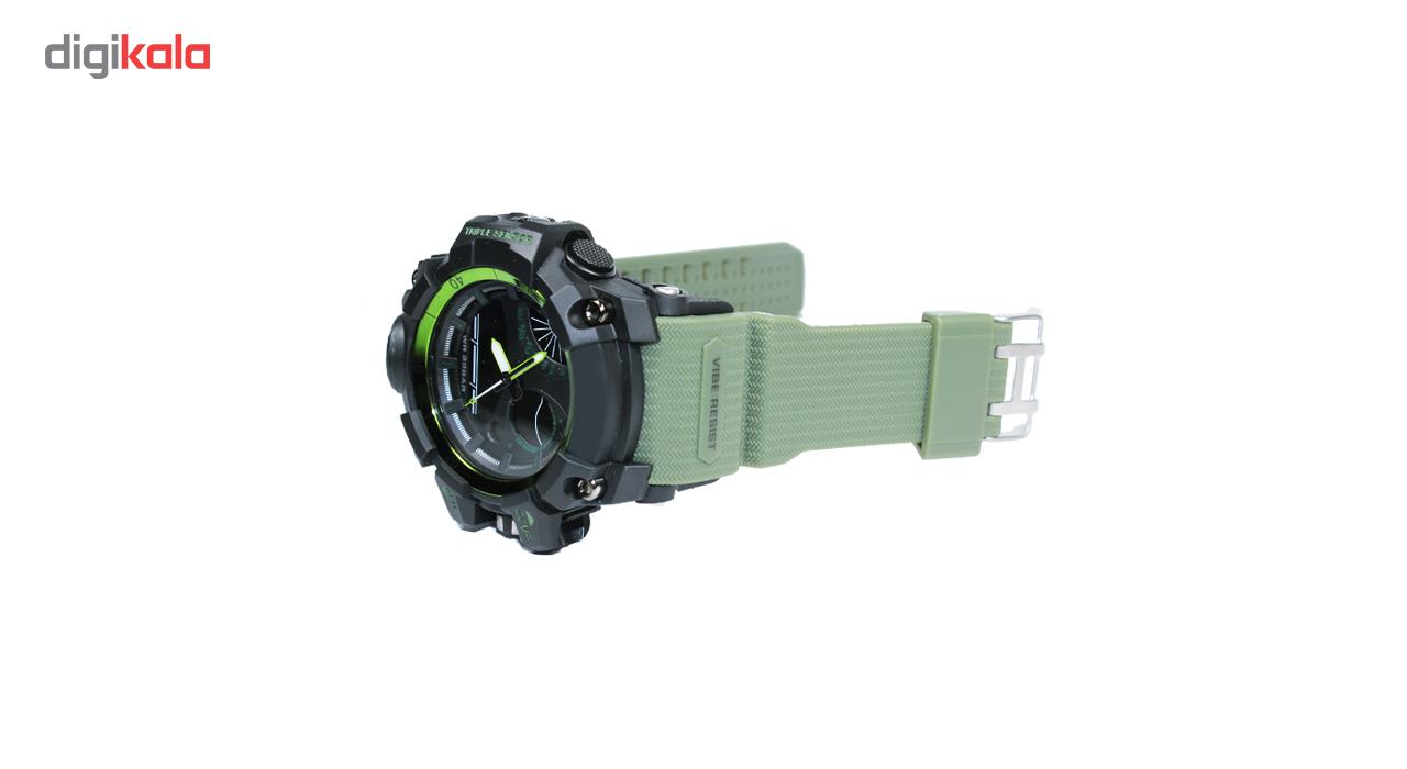 ساعت مچی عقربهای مردانه مدل G001