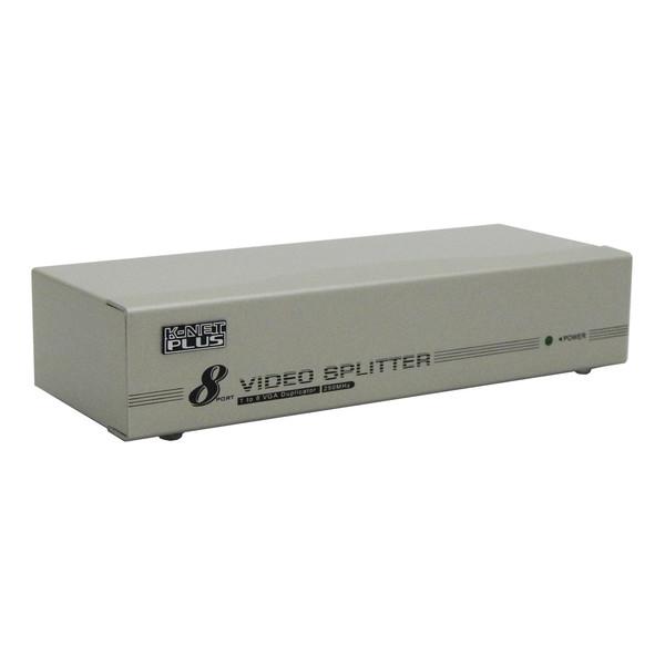 اسپلیتر VGA هشت پورت کی نت پلاس مدل KPS638