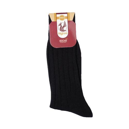 جوراب مردانه هاینو کد 01-1082