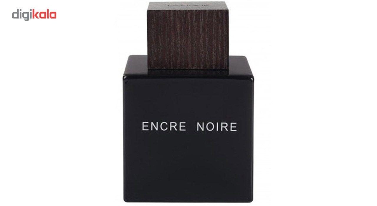 ادو تویلت مردانه لالیک مدل Encre Noire حجم 100 میلی لیتر main 1 1