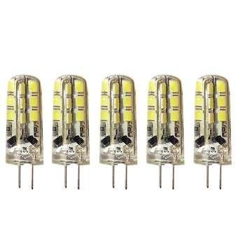 لامپ ال ای دی 3 وات مدل Rohs پایه G4 بسته 5 عددی