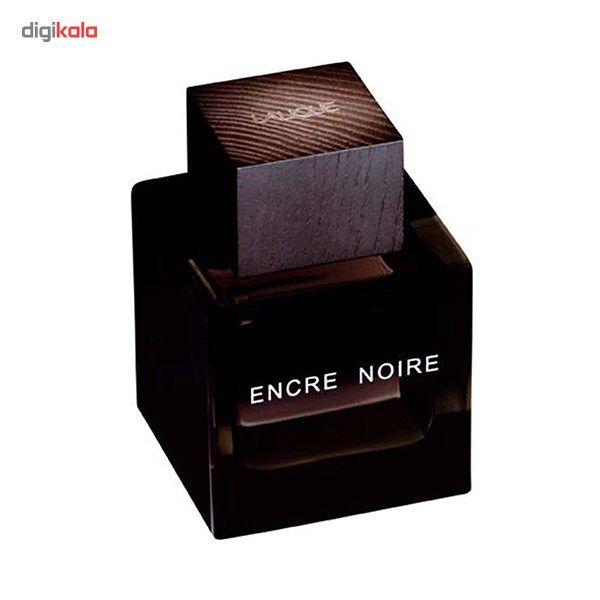 ادو تویلت مردانه لالیک مدل Encre Noire حجم 100 میلی لیتر main 1 2