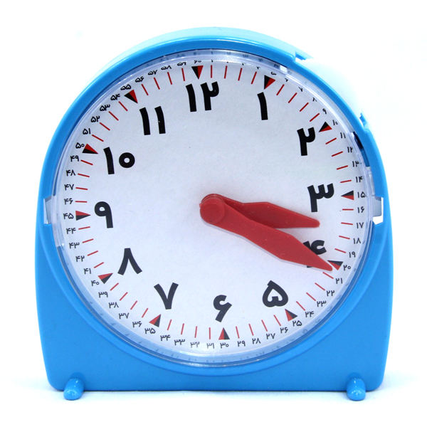 ساعت آموزشی سما مدل عقربه ای کد C001