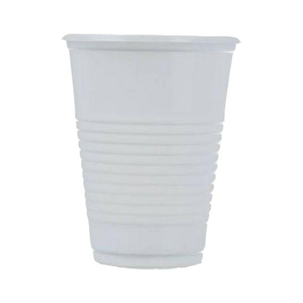 لیوان یک بار مصرف نوین رویا مدل پلاستیکی بسته 500 عددی |
