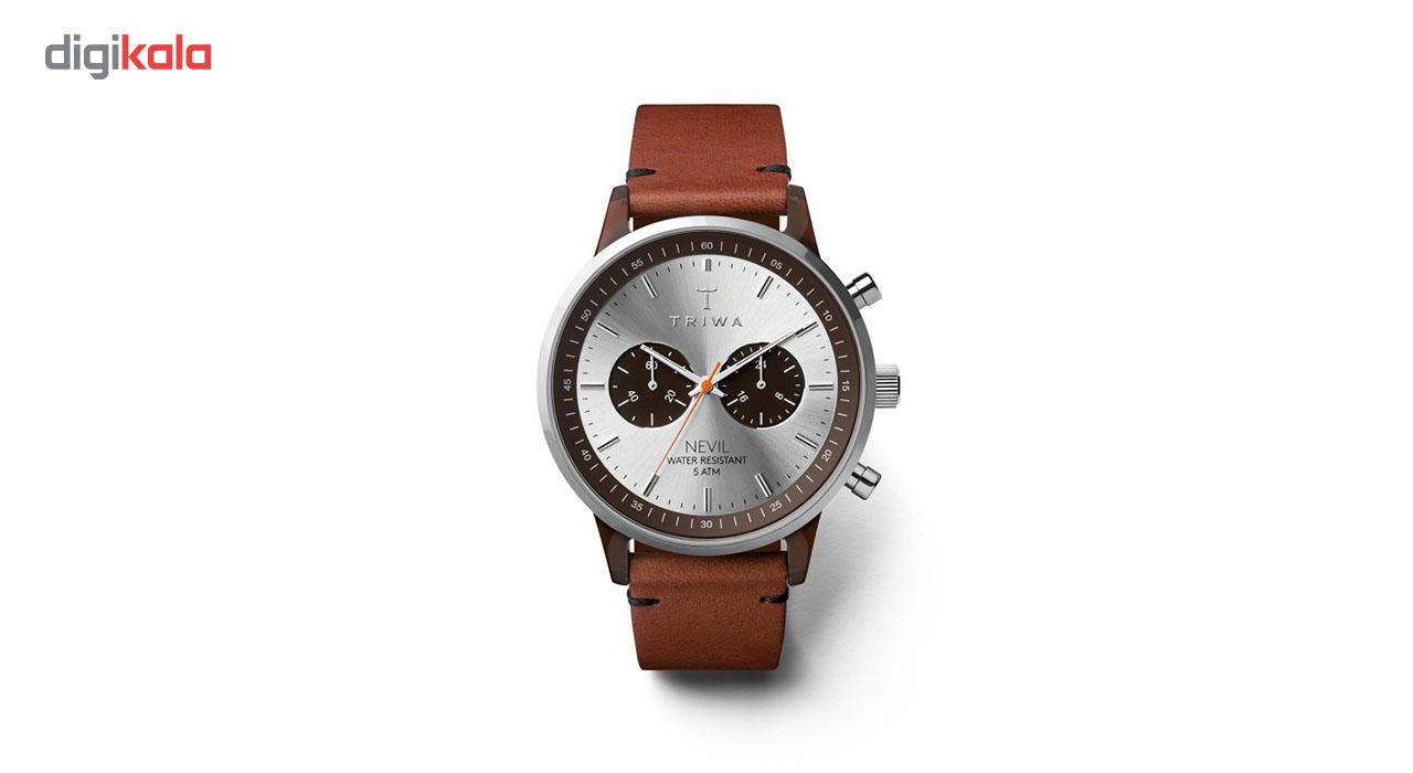 خرید ساعت مچی عقربه ای تریوا مدل havana nevil
