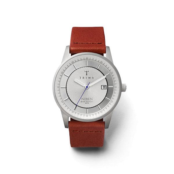 ساعت مچی عقربه ای تریوا مدل stirling Niben 36