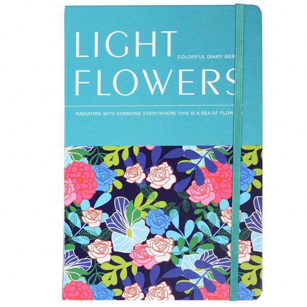 دفتر یادداشت مدل Light Flower-b
