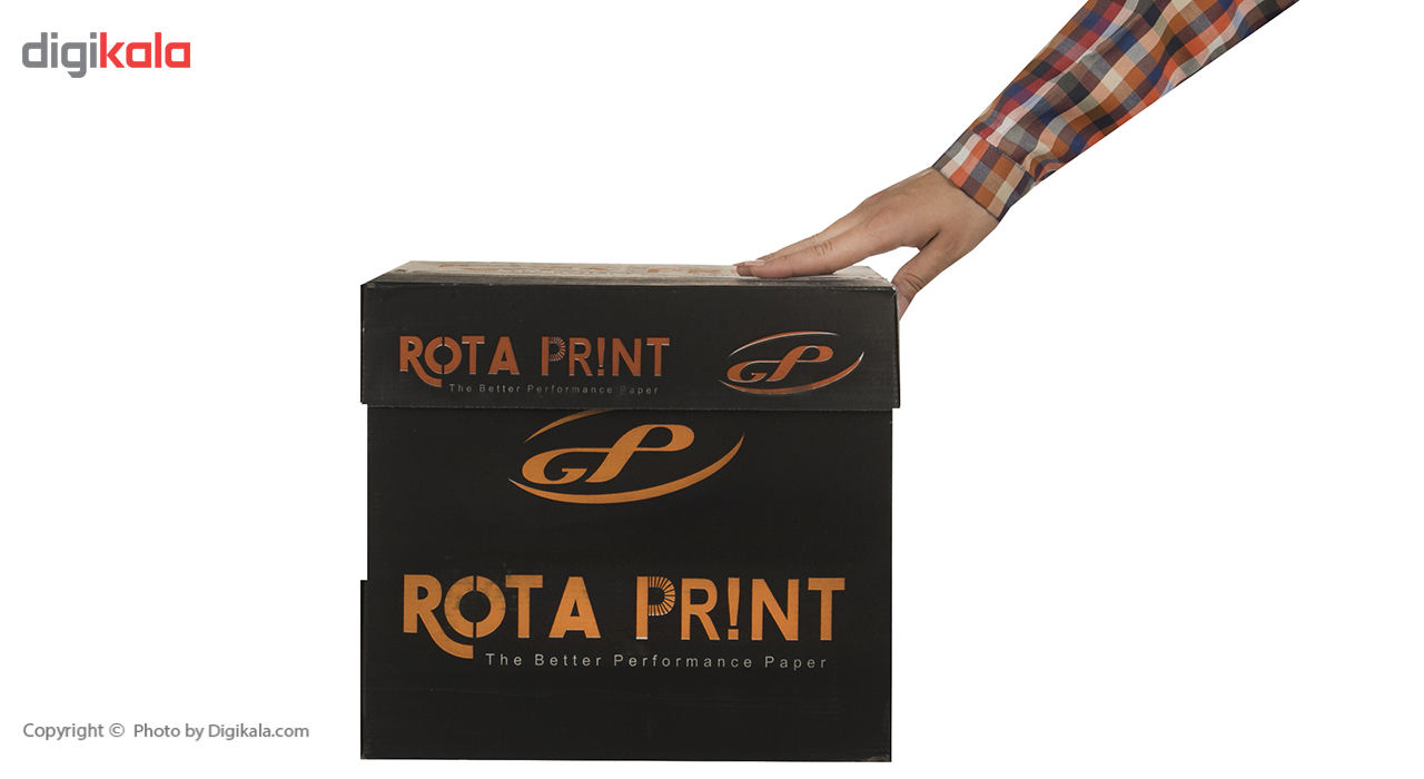 کاغذ A4 روتا پرینت مدل 160C1E بسته 2500 عددی main 1 5