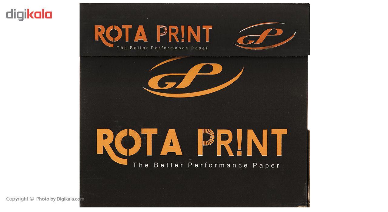 کاغذ A4 روتا پرینت مدل 160C1E بسته 2500 عددی main 1 2