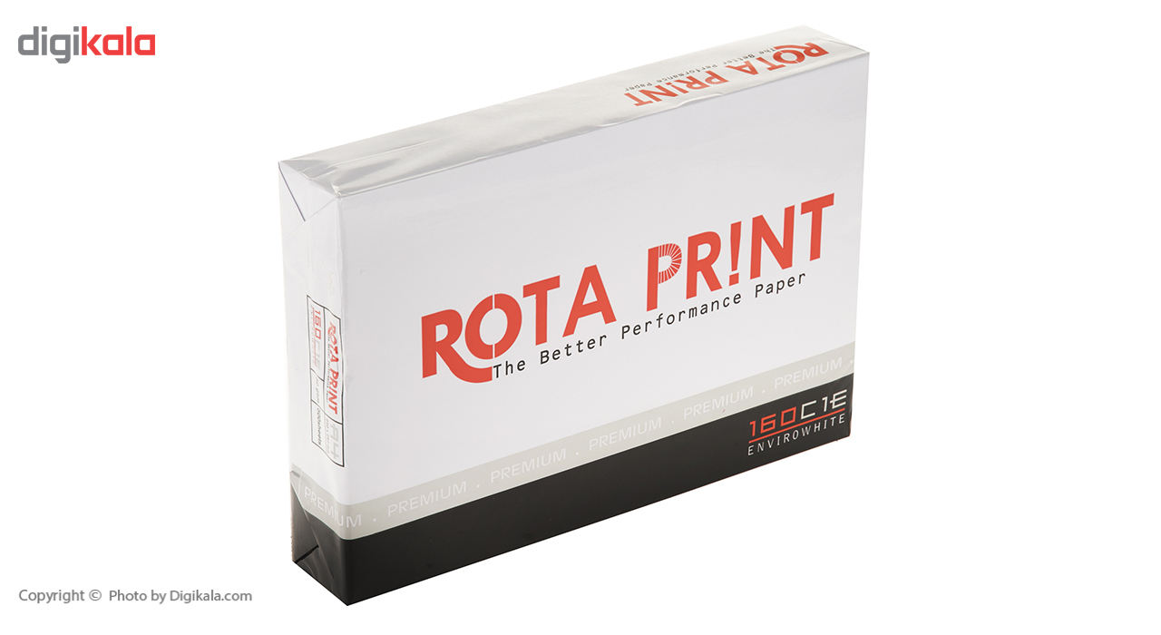 کاغذ A4 روتا پرینت مدل 160C1E بسته 2500 عددی main 1 3