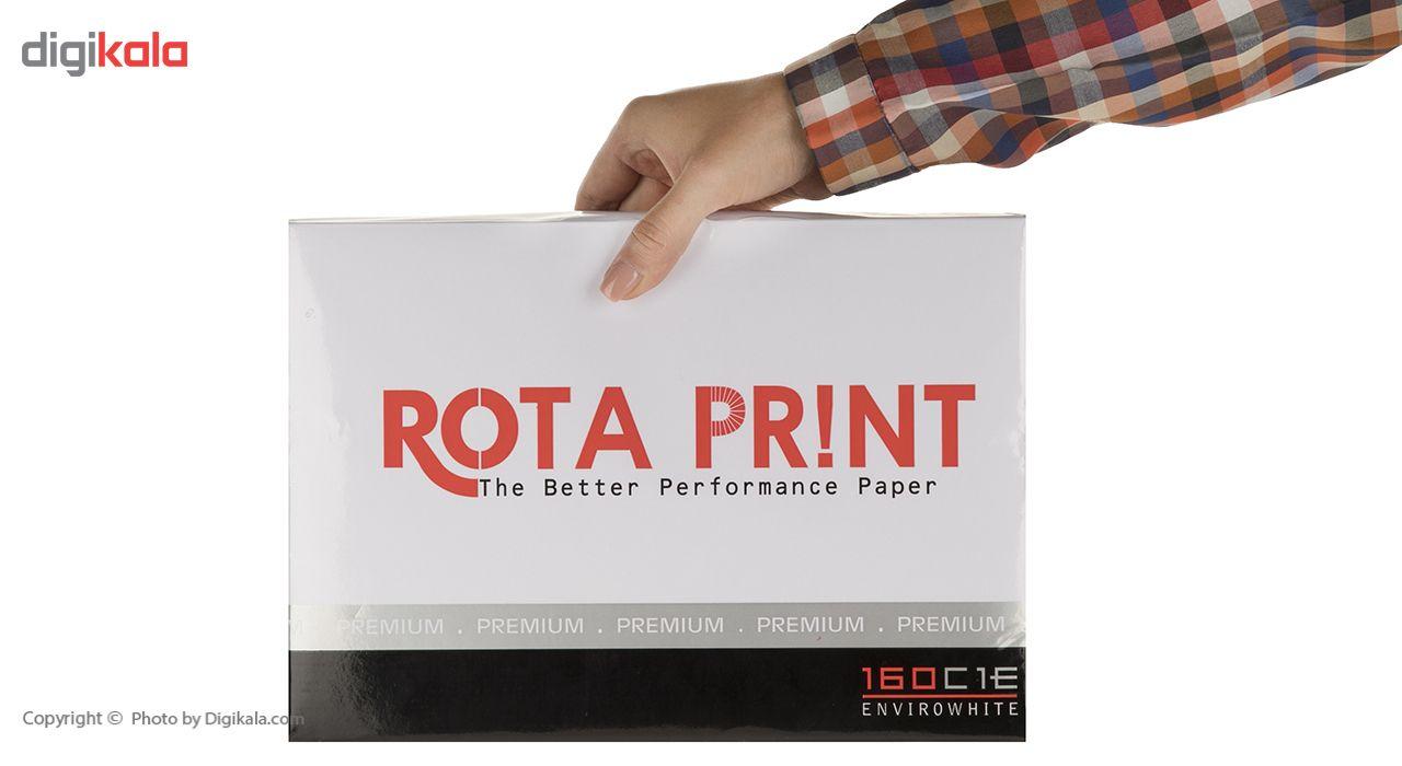 کاغذ A4 روتا پرینت مدل 160C1E بسته 2500 عددی main 1 6