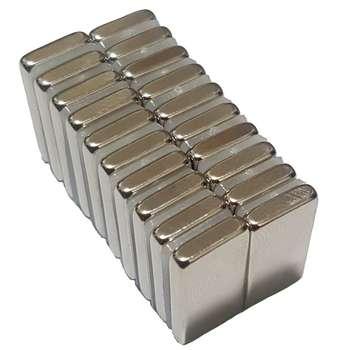آهن ربا مدل مکعبی بزرگ بسته بیست عددی