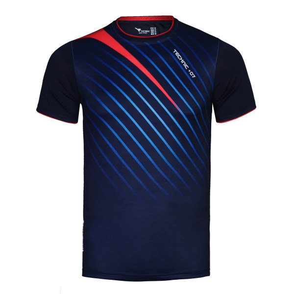 تی شرت ورزشی مردانه تکنیک پلاس 07 مدل TS-143-SO