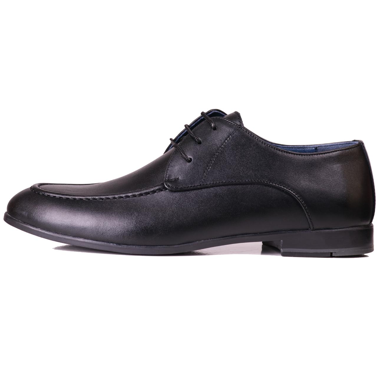 کفش مردانه چرم طبیعی ژست مدل 3121