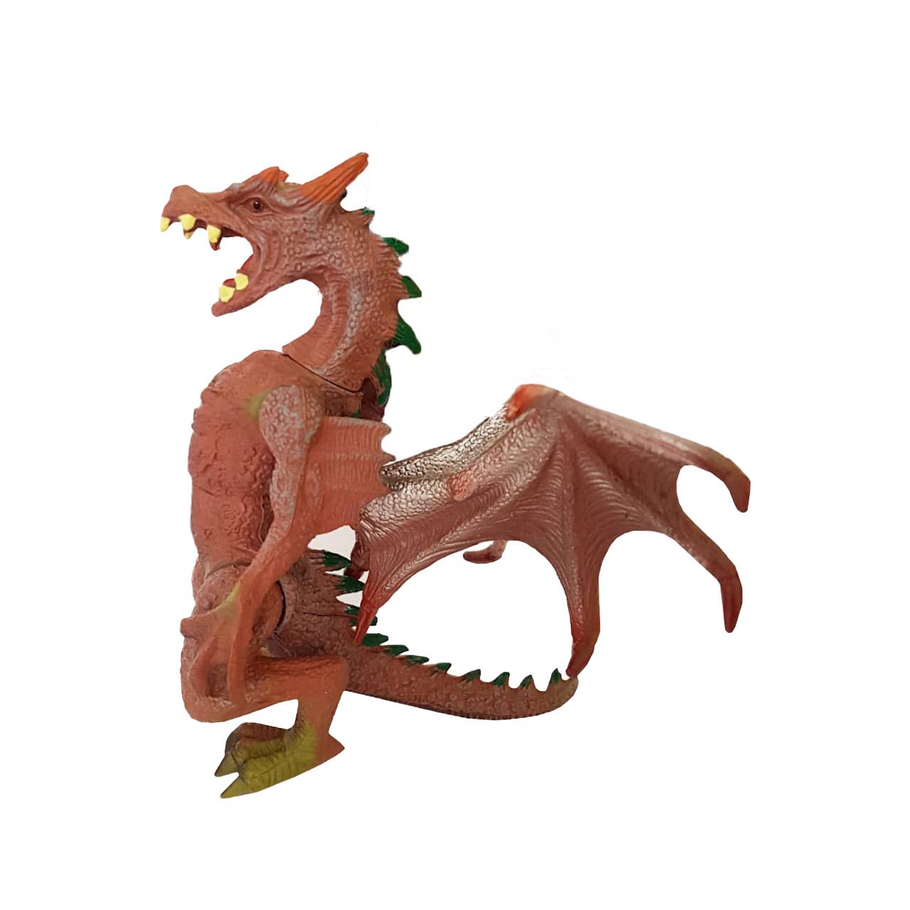 اکشن فیگورطرح اژدها مدل 3