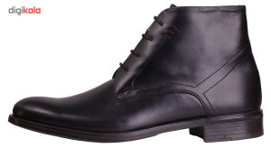 کفش بوت مردانه چرم طبیعی ژست مدل 4011