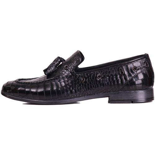 کفش مردانه چرم طبیعی ژست مدل 6021s