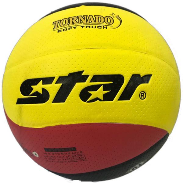 توپ والیبال استار مدل Tornado Soft Touch سایز 5