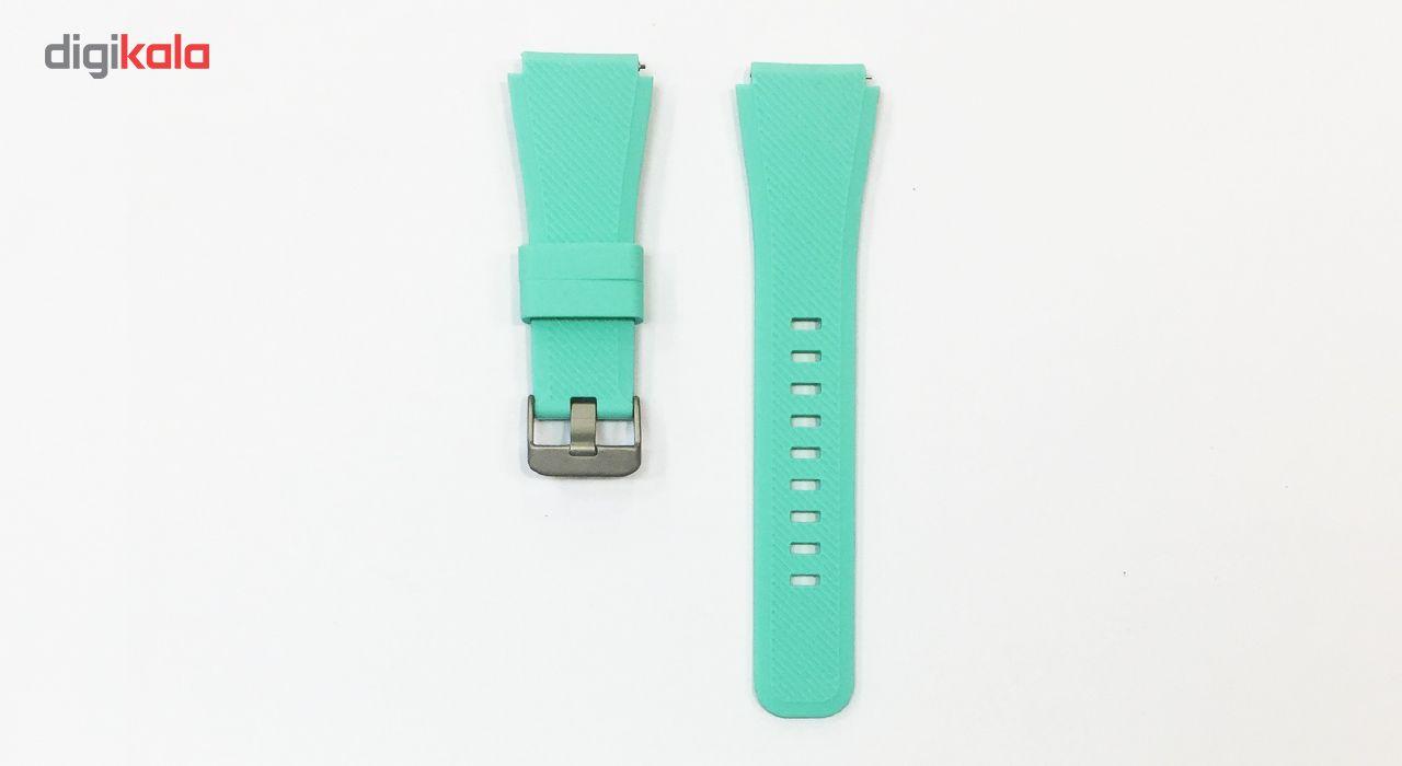 بند مدل GS3 مناسب برای ساعت هوشمند سامسونگ مدل Gear S3 main 1 2