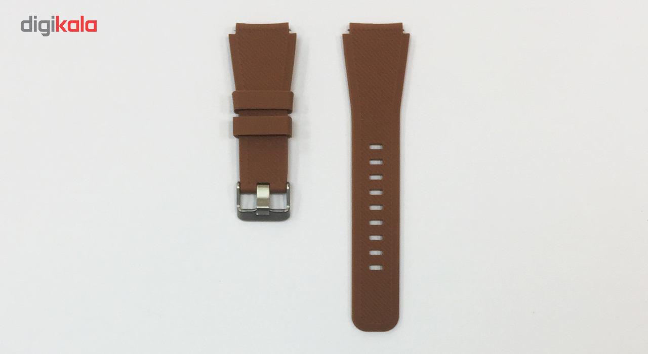 بند مدل GS3 مناسب برای ساعت هوشمند سامسونگ مدل Gear S3 main 1 4