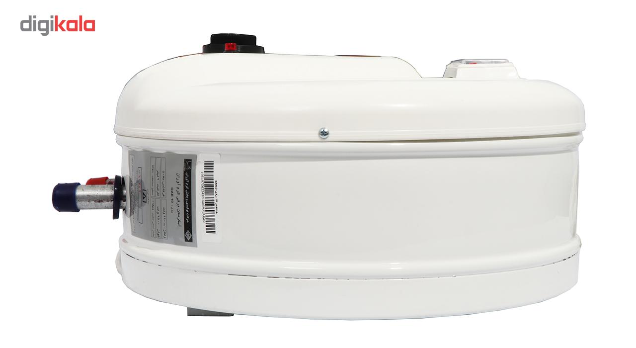 آبگرمکن برقی گرم آوران مدل GAE-10 main 1 7