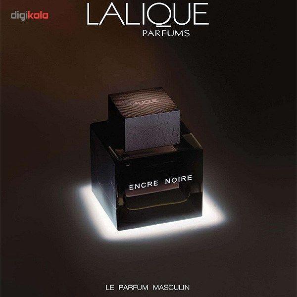 ادو تویلت مردانه لالیک مدل Encre Noire حجم 100 میلی لیتر main 1 7