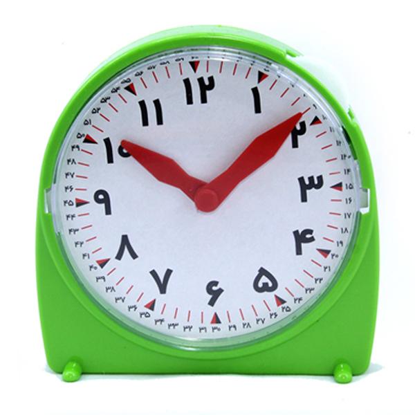 ساعت آموزشی سما مدل عقربه ای کد C003