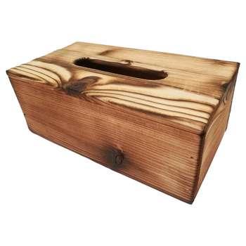 جعبه دستمال کاغذی مدل BOU-J110