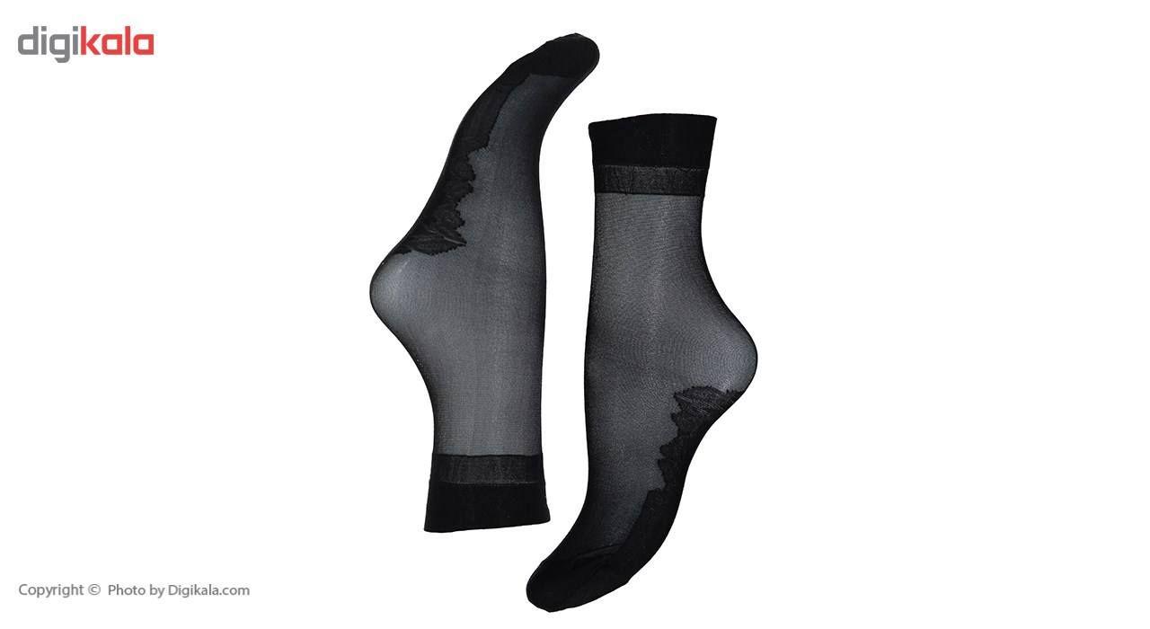 جوراب زنانه کد 580 بسته 6 عددی main 1 1