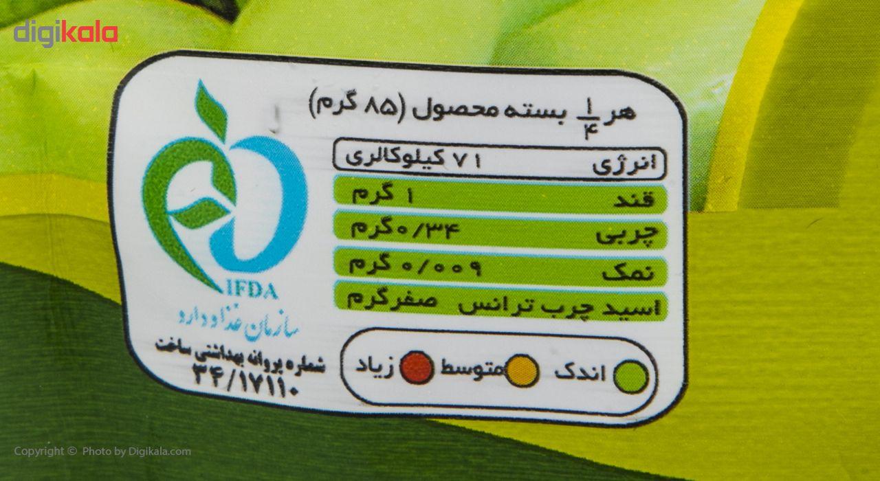 باقلا با پوست منجمد نوبر سبز مقدار 400 گرم main 1 4