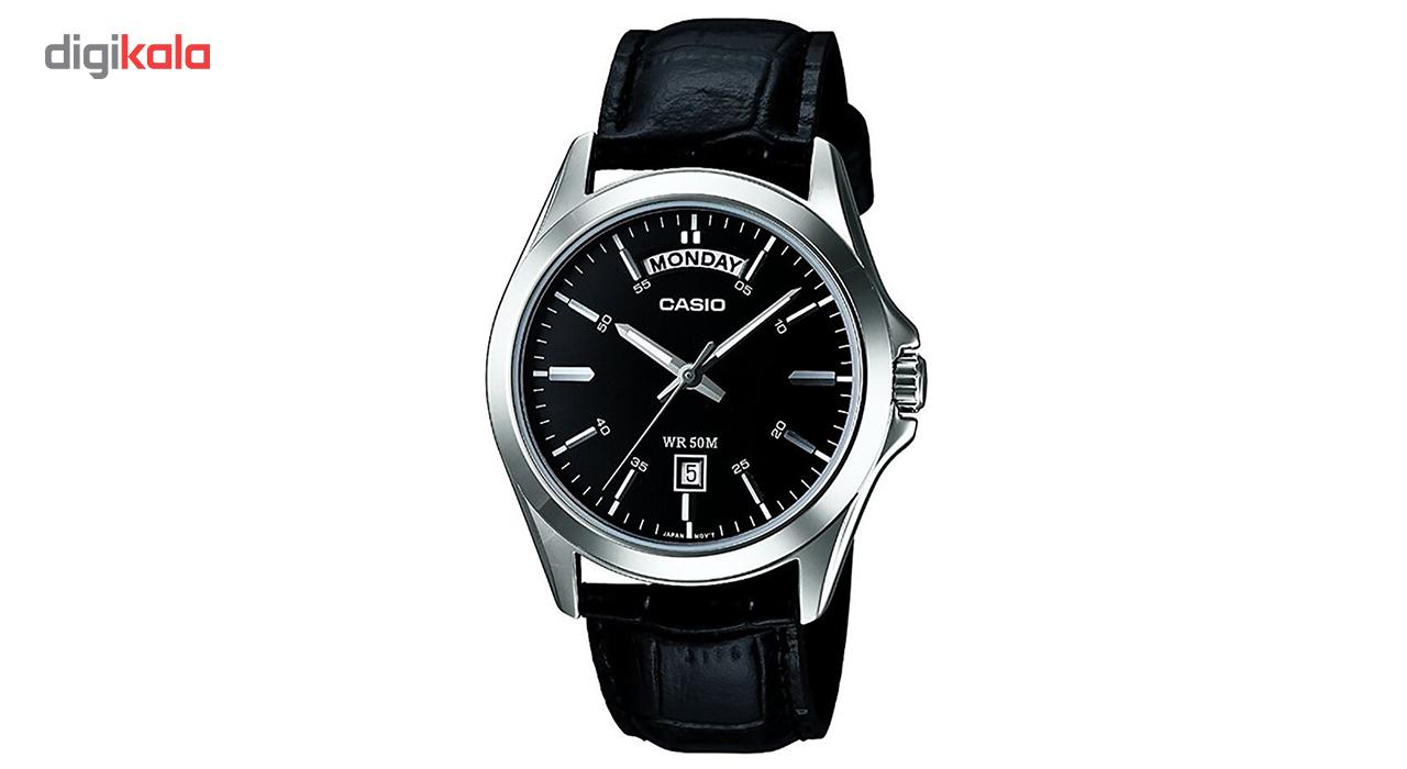 ساعت مچی عقربه ای مردانه کاسیو مدل MTP-1370L-1AVDF              خرید (⭐️⭐️⭐️)