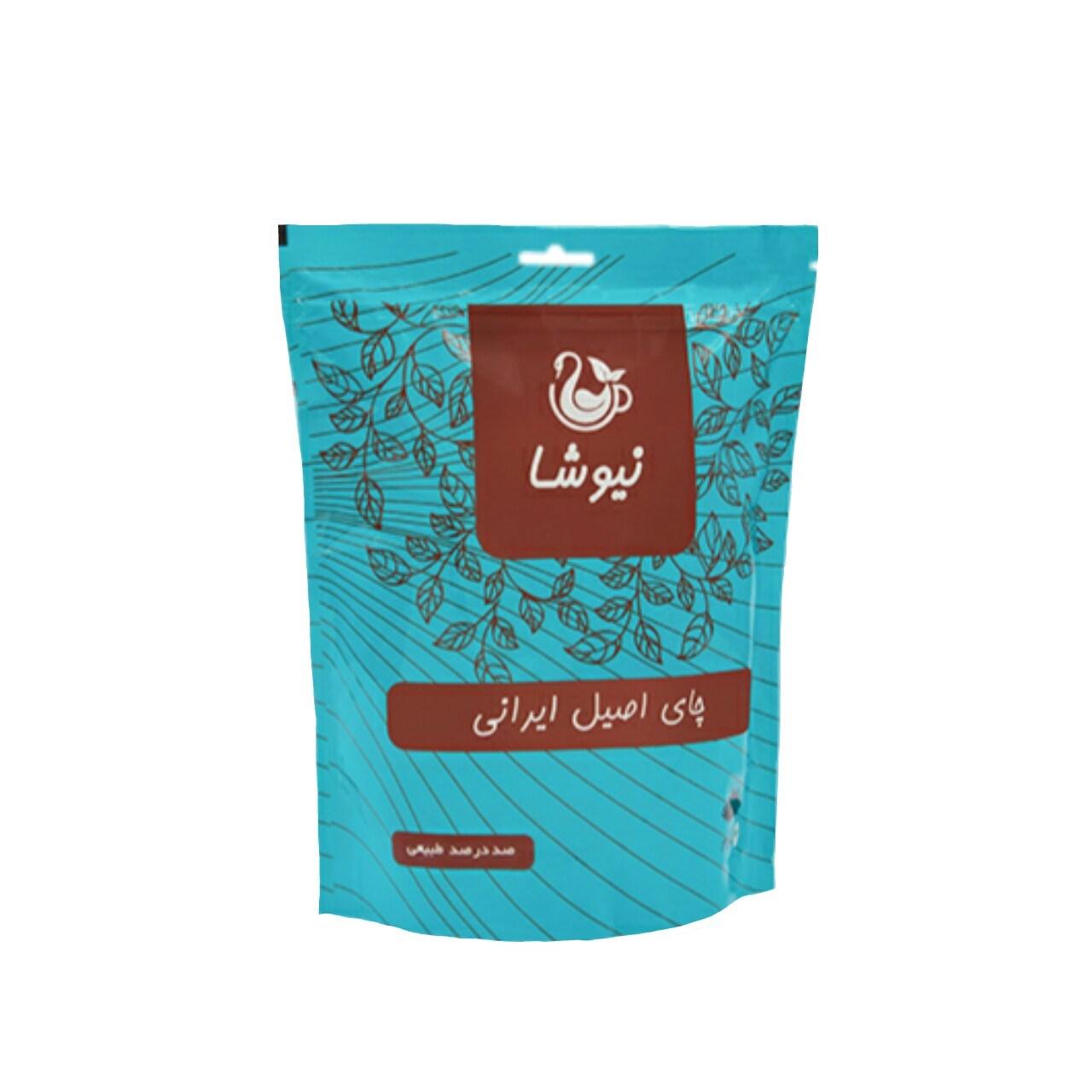 بسته چای اصیل ایرانی نیوشا مدل Original Iranian Tea