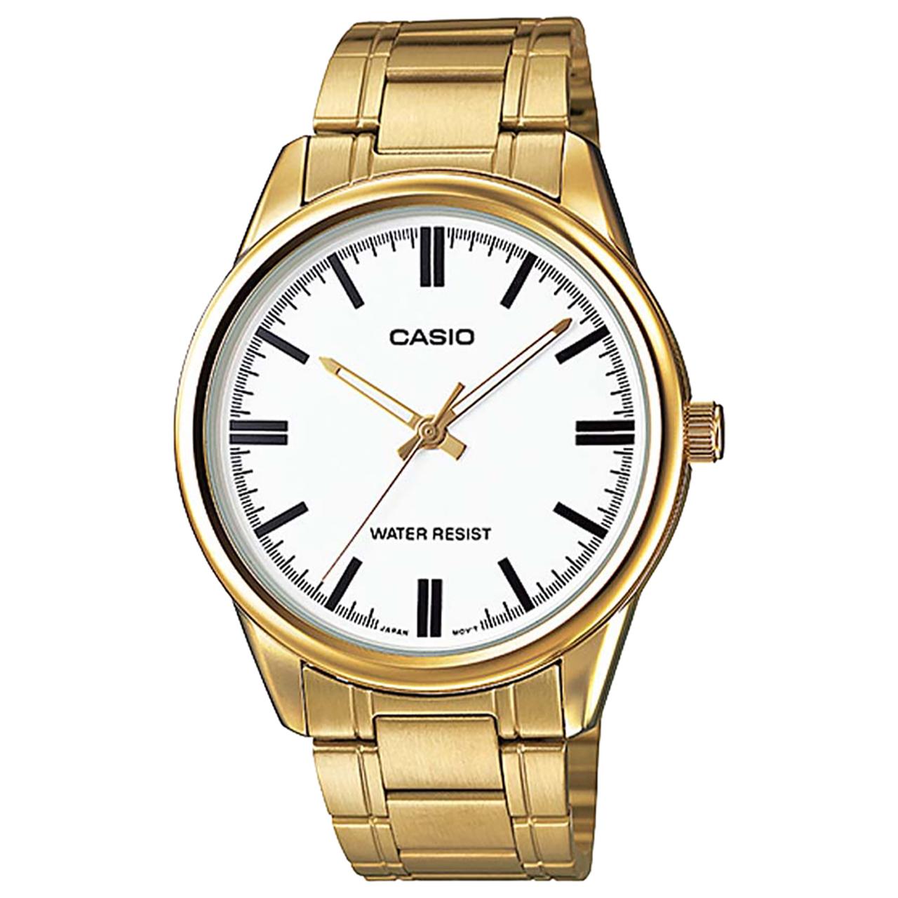 ساعت مچی عقربه ای مردانه کاسیو مدل MTP-V005G-7AUDF